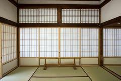 Комната Washitsu Стоковые Изображения
