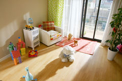 комнаты детей s Стоковое Изображение