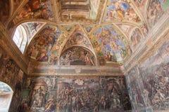 Комнаты Raphael стоковое изображение rf