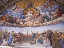 Комнаты Raphael стоковое фото rf