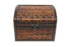 комод деревянный Стоковые Фотографии RF