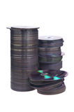 Компактные диски Стоковое Фото