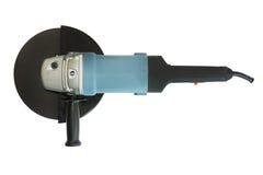 Компактный голубой точильщик Стоковые Фото
