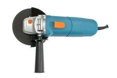 Компактный голубой точильщик Стоковое Изображение