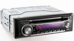 компактный диск автомобиля Стоковое фото RF