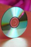 компактный диск глянцеватый Стоковое Фото