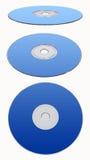компактный диск изолировал rom иллюстрация вектора