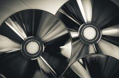 КОМПАКТНЫЙ ДИСК или компактный диск Стоковые Фото