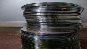 КОМПАКТНЫЙ ДИСК, компакт-диск стоковое изображение rf