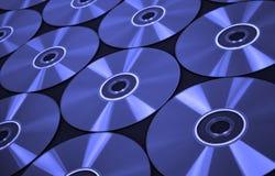 компактный диск предпосылки стоковое фото rf