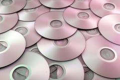 компактный диск предпосылки Стоковые Фотографии RF