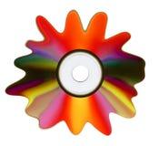 компактный диск смешной Стоковые Изображения RF