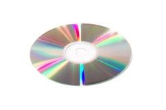 компактный диск Стоковые Изображения