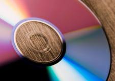 компактный диск Стоковое Изображение RF