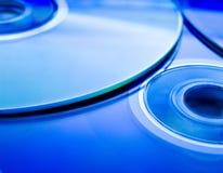 компактный диск Стоковое фото RF