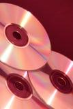 компактный диск s 3 Стоковое Фото