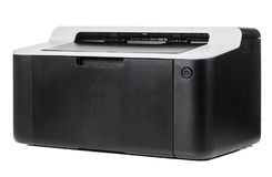 Компактный изолированный принтер Стоковые Изображения RF