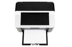 Компактный изолированный принтер Стоковые Изображения