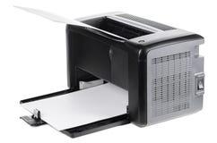 Компактный изолированный принтер Стоковая Фотография RF