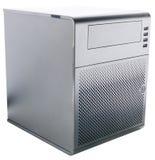 компактный сервер настольного компьютера стоковые фото
