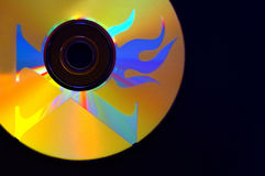 компактный диск Стоковое Изображение