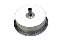 компактный диск s коробки Стоковое Фото
