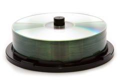 компакты-диски записываемые Стоковое Изображение RF