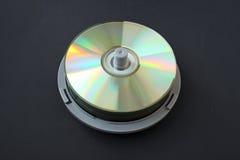 компакты-диски Стоковая Фотография