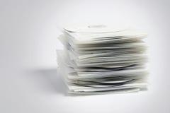 компакты-диски Стоковые Фото