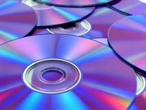 компакты-диски стоковые фотографии rf