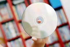 компакт-диск Стоковое фото RF