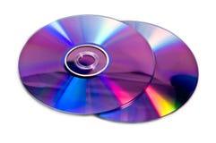 компакт-диск Стоковое Изображение RF