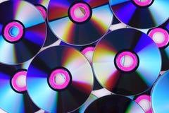 компакт-диск Стоковое Фото