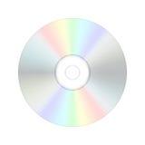 Компакт-диск КОМПАКТНОГО ДИСКА цифровой. иллюстрация вектора