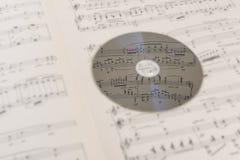 Компакт-диск Стоковые Изображения RF