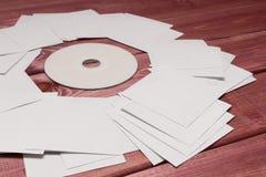 Компакт-диск Стоковые Фото