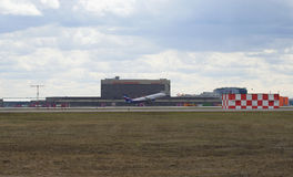 Компания воздушных судн Стоковое Изображение RF