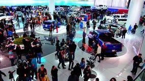 Компания Форд Мотор Co экспонат стоковая фотография rf