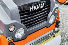 Компания Hamm технологии на выставке специализированной international Стоковые Изображения RF