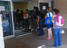 компановка 2008 дней президентская мы голосуя Стоковые Фотографии RF