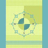 компасы Стоковое Изображение RF