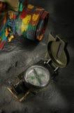 компас камеры Стоковое Изображение RF