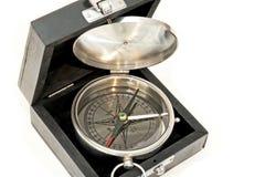 компас коробки Стоковые Фото