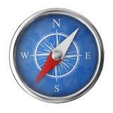 компас самомоднейший Стоковая Фотография