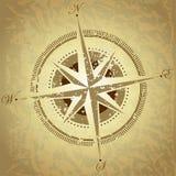 компас старый Стоковое Изображение RF