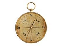 компас старый Стоковые Фотографии RF