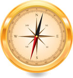 компас иллюстрация штока