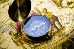 компас стоковые изображения rf