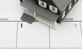 компенсация ипотеки стоковая фотография