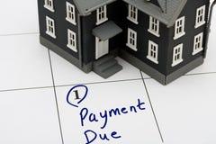 компенсация ипотеки стоковые фотографии rf